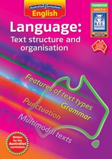 AC English Language: Text Structure and Organisation F