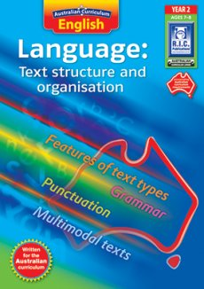 AC English Language: Text Structure and Organisation Yr 2