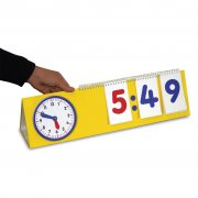 24-Hour Time Clock and Flipstand