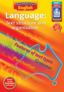 AC English Language: Text Structure and Organisation Yr 1