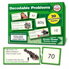 Decodable Problems to 100