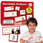 Decodable Problems to 20