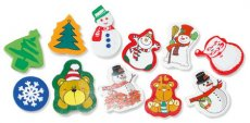 Christmas Fun Erasers