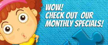 Home Page - Monthly Specials